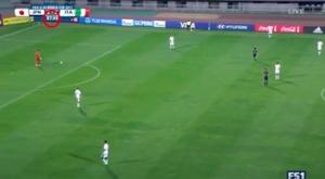 Italia y Japón le hicieron el lío a Argentina conformándose con un empate. Twitter/FS1
