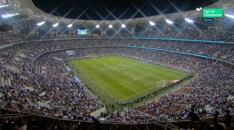 Barca's elimination in the semi-final saw the Super Cup final attendance take a hit. Movistar+