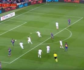 Superbe perf de Denis Suarez. beINSports