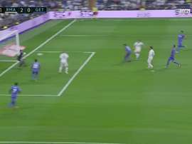 Gareth Bale duplicó la ventaja 'merengue'. beINSports