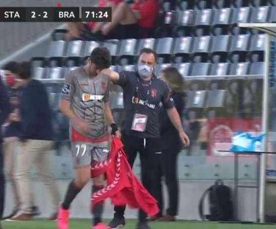 Sporting Braga perde, mas Trincão deu um show. SportTV1