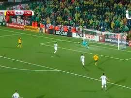 Butland avoided Keane's embarrassment. ITV