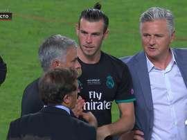 Dawson chiede il ritorno di Bale al Tottenham. Antena3