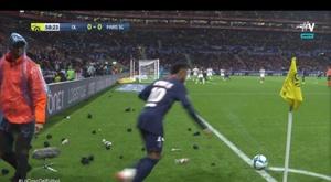 Lyon face a stadium closure. Vamos