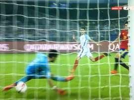 Phil Foden demostró todo su potencial en esta final. Gol