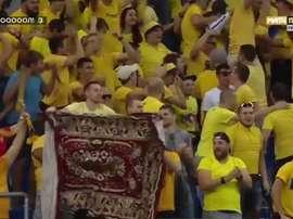 La alfombra de la suerte del Rostov lucirá ahora en sus camisetas. MatchTVPremier