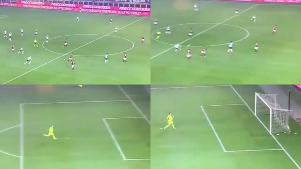 Atalanta aplastó al Torino con un gol que va directo al Puskas