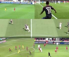 Five great goals fo the season. BeSoccer