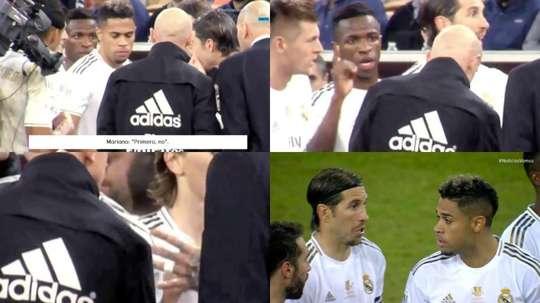 La séance de penalties réserve aussi son lot de surprises. Capture/#Vamos