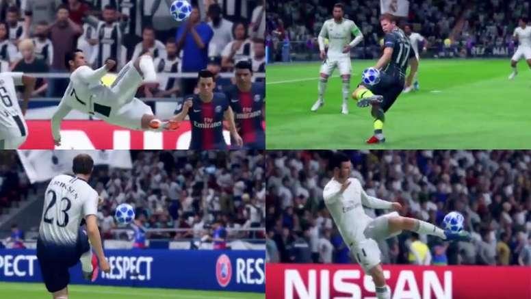 El FIFA 19 ya tiene su demo. TFR