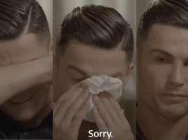 Cristiano Ronaldo ficou emocionado ao falar de seu pai em entrevista. Capturas/GoodMorningBritain