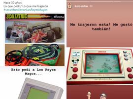 I regali di Casillas per la Befana. Capturas/IkerCasillas