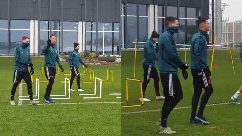 Ronaldo S Samurai Look Goes Viral On Social Media Besoccer