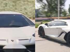 Hazard has a new car. Screenshot/ASTV