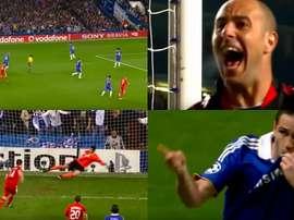 El partido que marcó una Champions y precedió al 'Iniestazo'. Capturas