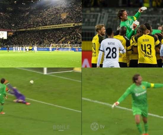 Weidenfeller a raccroché les gants. BVB