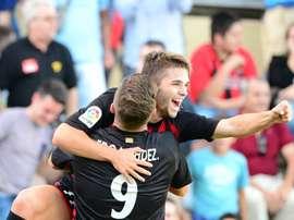 El Reus ha empatado en un partido loco contra el Getafe. CFReusDeportiu