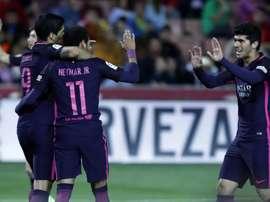 Aleñá ha vuelto a colarse en la convocatoria del primer equipo del Barcelona. CarlosAleña