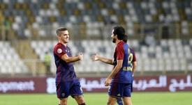Carlitos podrá volver a jugar en España la temporada que viene. Twitter/AGLeague_EN