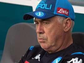 Icardi é a prioridade de Ancelotti. EFE