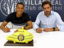 Bacca est officiellement membre du 'Sous-marin jaune'. Villarreal