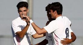 Castilla played Rayo Majadahonda. RealMadrid