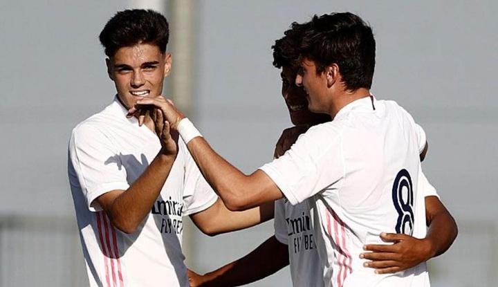 Miguel Gutiérrez convence a Ancelotti. RealMadrid