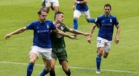 Oviedo y Dépor empataron. LaLiga