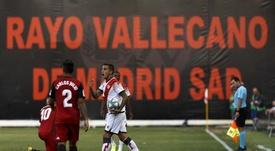 Álvaro Rey aboga por seguir la línea de Vallecas. LaLiga