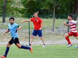 Carlos Quesada vuelve a Segunda B. @carlosquesada5