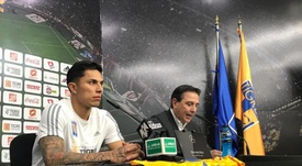 Salcedo volvió a comparar a Tigres con los equipos alemanes. TigresOficial