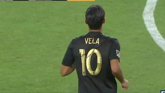 Il est de retour. Twitter/LAFC