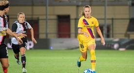 La Champions Femenina cambiará de formato a partir de 2021. FCBFemeni