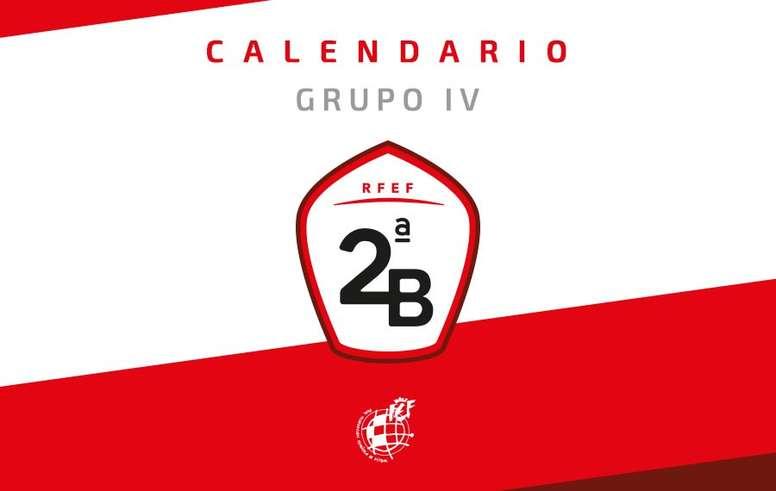 Este es el calendario del Grupo IV de Segunda División B ...