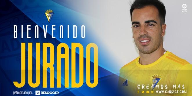 Jurado regresa a España. CádizCF