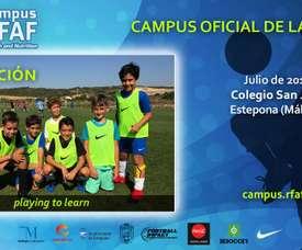 El campus de la RFAF se desarrollará en Estepona. RFAF