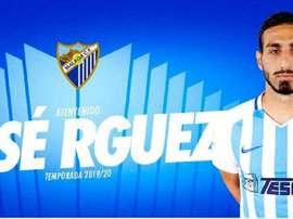 OFFICIEL : José Rodríguez est de retour à Málaga. MálagaCF