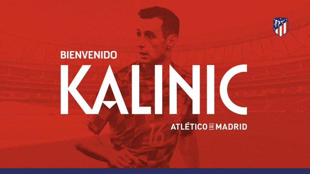 El Atlético ficha a Kalinic por tres temporadas — Oficial