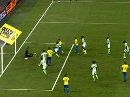 Casemiro à la rescousse contre le Nigéria. DAZN