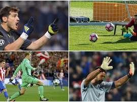 Casillas, Buffon, Neuer y Oblak, entre los porteros más en forma. BeSoccer