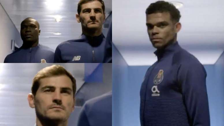 efd3109a0f7bd Pin Casillas is still yet to confirm whether he will retire or not. Twitter/ FCPorto