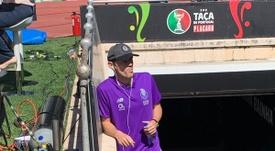 El Oporto presumió orgulloso de Casillas. Twitter/FCPorto