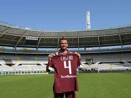 Castán no entra en los planes de la Roma. TorinoFC