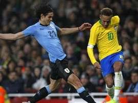 Brasil segue no pódio do ranking das melhores seleções do planeta. AFP