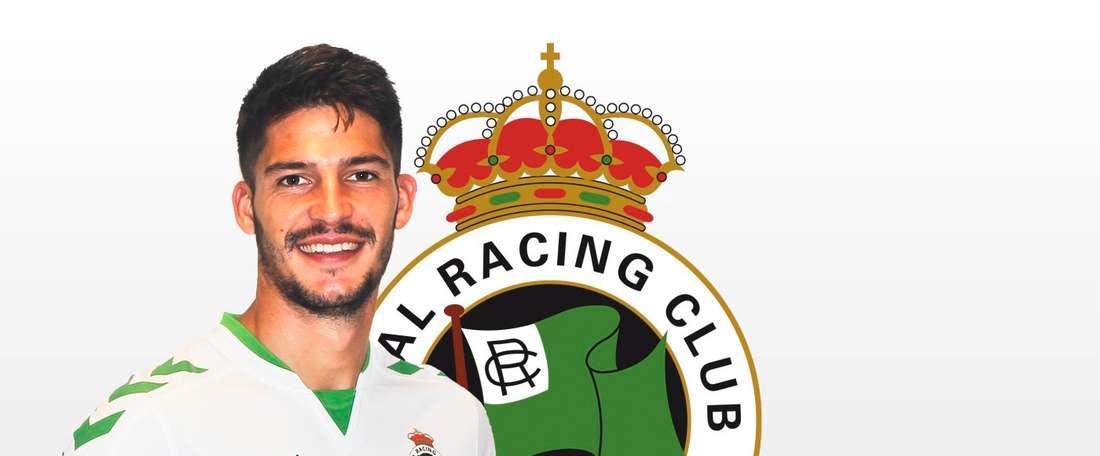 Caye Quintana rescindiu contrato com o Racing de Santander. RealRacingClub