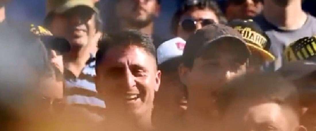 Peñarol. Captura/Instragram/gnacio__picarelli