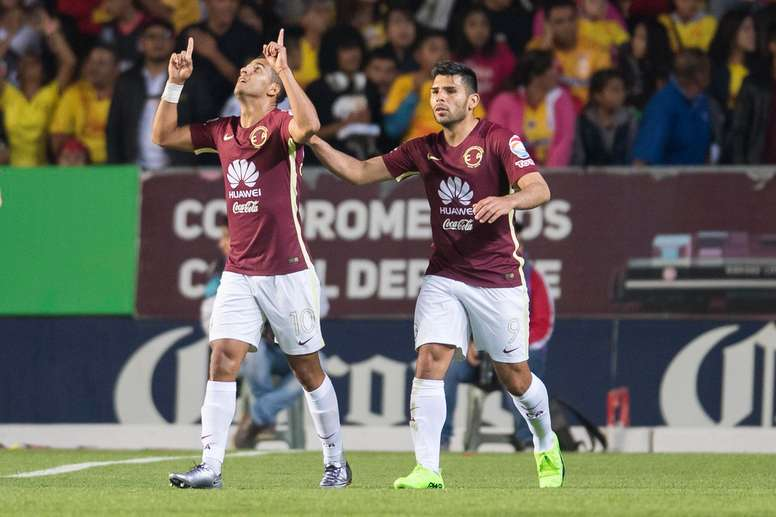 América y Tepic se verán las caras por el liderato de la Copa. ClubAmérica