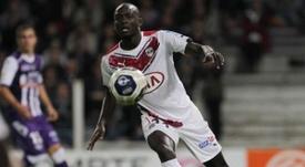 Cédric Yambéré est officiellement un joueur de Dijon. Girondins