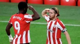 La goleada que cambia el rumbo del Athletic, en seis claves. EFE/Luis Tejido
