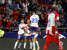El Rayo venció por 2-1 al Real Sporting. LaLiga